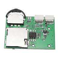 DIY Micro DVR Видеомагнитофон Модуль Mini Video Recorder Поддержка записи Воспроизведение SD-карты для монитора камеры FPV
