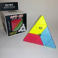 Головоломка Пирамидка Qiyi-Mofange QiMing (Color), фото 1
