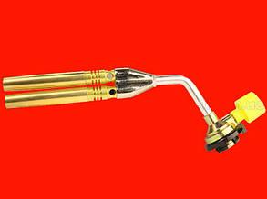 Газовая горелка для пайки с двумя соплами Vita AG-0001