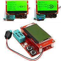 Транзистор тестер ESR ёмкость метр индуктивности измерения сопротивления