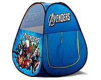 Детская палатка HF 014 Мстители для мальчика BK Toys