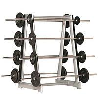 Тренировочный гриф диаметр 50 мм 1850 мм длина Gym80 Training Bar 50mm 1850 mm long