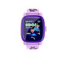Смарт-годинник дитячий UWatch DF25 Kids waterproof smart watch Purple 8d05c1bb57074