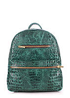 Рюкзак женский кожаный POOLPARTY Mini, фото 1