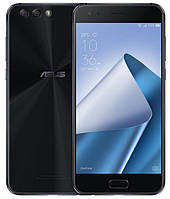 Смартфон Asus ZenFone 4 ZE554KL 4/64gb Midnight Black 3300 мАч Snapdragon 630