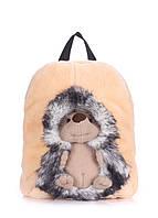Детский рюкзак POOLPARTY с ежиком, фото 1