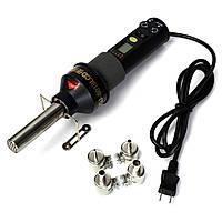 GJ-8018 200W 110V электронный ЖК-тепловые пушки фена сварочные инструменты с 4-мя насадками