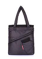 Стеганая сумка с рукавичкой POOLPARTY Mitten, фото 1