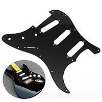 3Ply Электрическая гитара Pickguard 1Ply Защелки для ручек Замена винтов