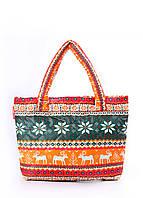 Дутая сумка POOLPARTY с оленями, фото 1