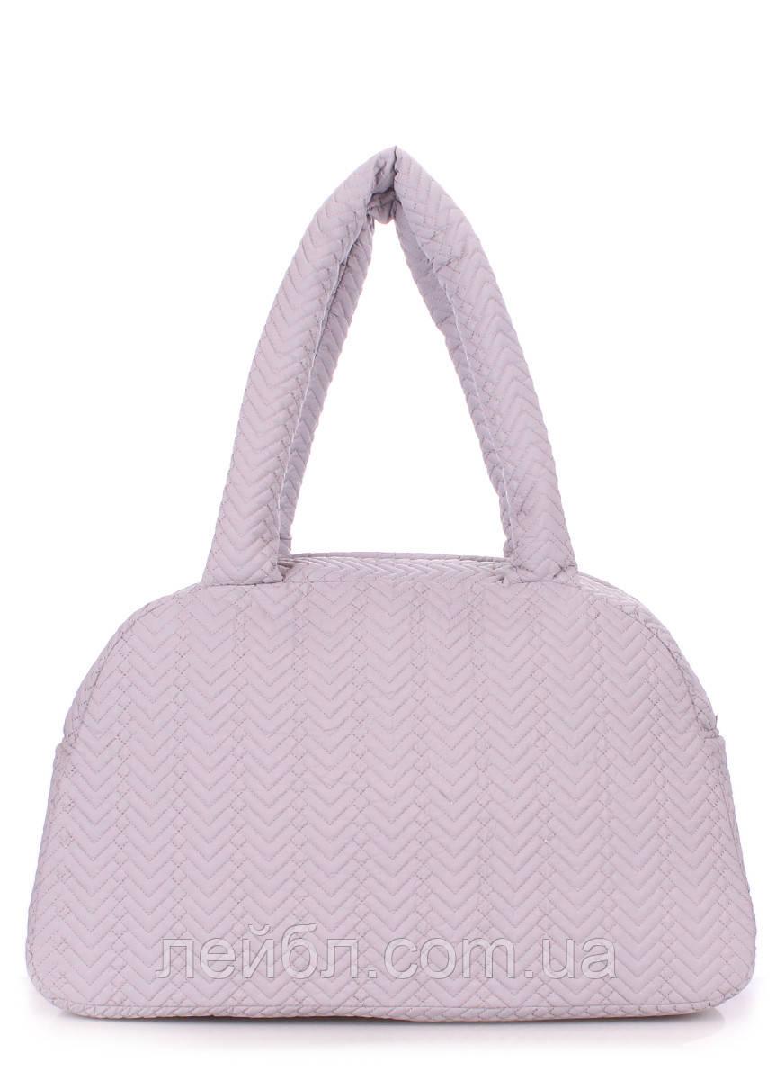 Стеганая сумка-саквояж POOLPARTY