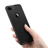 Bakeey ™ Ultra Thin Soft TPU Matte Силиконовый с заглушкой задней крышки Чехол для iPhone 7 Plus 5,5 дюймов
