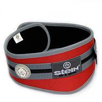 Пояс неопреновый с наполнителем для фитнеса и бодибилдинга Stein Lifting Belt BWN-2423 Red