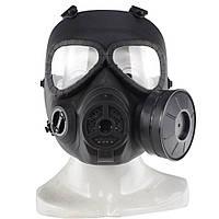 Охота Тактический Череп V4 Мстители Косплей Токсичные Полный M04 Военно CS Безопасность Airsoft Gas Mask