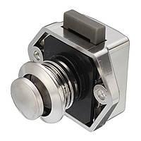 Ручка защелки для кнопочной панели Замок для дверного фургона дверного шкафа Мотор Домашний кабинет