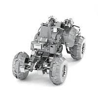 Aipin DIY 3D головоломка из нержавеющей стали в сборе Модель колеса UNSC Боевая машина для детей подарок