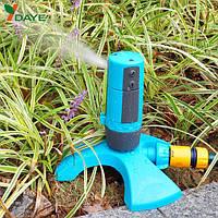Дае 350 градусов авторотации инструмент газон регулируемые спринклерной орошения сада распыления