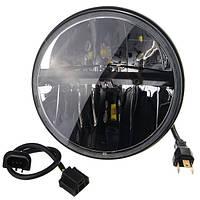 7 дюймов h4 H13 30W 6000K 8000lm спрятался Hi/Lo луч LED лампы для лампы Harley джип