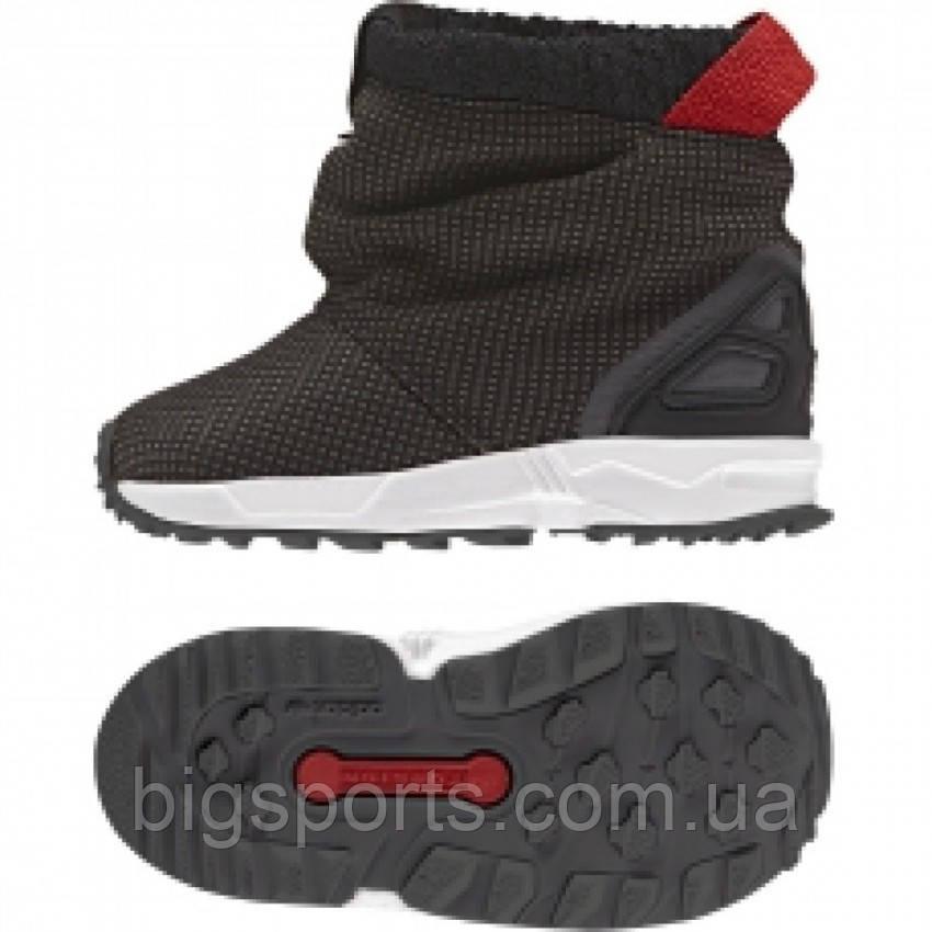 5fea7bda4a95 Сапоги детские Adidas ZX Flux Kids (арт. S76271) - BIGSPORTS в Днепре