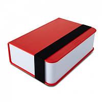 Ланчбокс прямоугольный Book Black+Blum (красный)