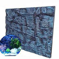 Водные создания Универсальные скалы Аквариум фон 3D-пены Fish Tank фон