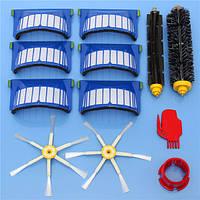 12 штук замены кисти фильтр материалов для irobot серии 600 румба