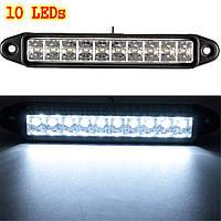 LED DRL дневного бокового габаритного света бар лампа автомобиля грузовик прицеп водонепроницаемая