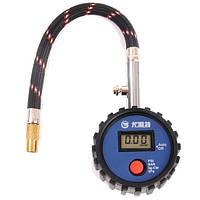 Ярд-6026a высокоточный манометр таблицы автомобильных шин давление в шинах давление в шинах
