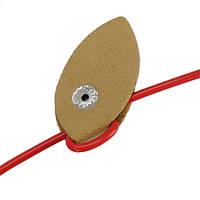 Лист типа моталки мягкая синтетическая кожа наушники организатор жильный кабель