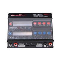 Ultra Power up100ac дуэт 100w липо/жизнь/NiMH Аккумулятор Балансное зарядное устройство Разрядник