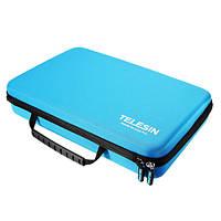 TELESIN Организация спортивной камеры и аксессуаров Сумка для GoPro Hero5 4 3 Plus