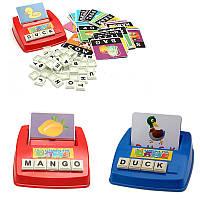 Игра головоломка раннего детства обучающие Изучение английского развивающие игрушки
