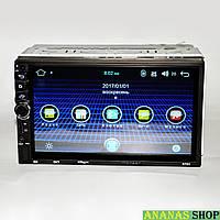 "2din Автомагнитола Pioneer 8701 Android 7"" IPS 4 Ядра, GPS, WiFi"