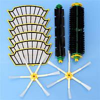 Аксессуары для пылесосов 10 шт.Набор Фильтры и Кисти для iRobot Roomba 500 Series