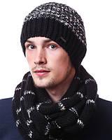 Дизайн шарф-хомут M83 Черный