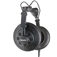 Superlux HD668B Профессиональная полуоткрытая динамическая головная гарнитура Стандартные наушники для DJ-музыки