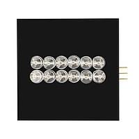 LED Тормозные огни письменной форме дополнительный стоп-сигнал поделки персонализированные высокого крепление стоп-линейная форма