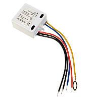 220V XD-609 Four Gear Touch Лампа Переключатель для переключателя для рабочего стола DIY
