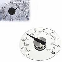 4.33 дюймов Термометр Термометр с прозрачным круглым окном - 1TopShop