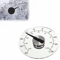 4.33-дюймовый прозрачный термометр температура круглый Термограф круглое окно