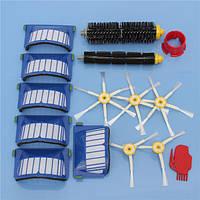 Аксессуары для пылесосов 15 шт. Набор Фильтры и Кисти для iRobot Roomba 600 Series