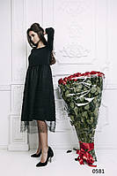 Вечернее платье женское 0581 Аф