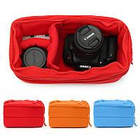 Защитная сумка для цифровой камеры DSLR SLR с защитой от пыли для Canon Для Nikon для Sony