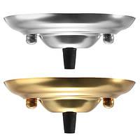 Античный старинных Edison свет крепление потолок повысился держатель крепежная панель колбы лампы