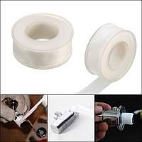 1шт 20M PTFE Белая лента для трубной ленты Teflon Plumbers Seal Ring Lape 18x0.1mm