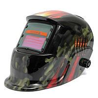 Пуля camouflag солнечной сварщика маску авто потемнение сварки шлем