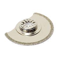 88мм алмазный пильный сегмент полукруглый осциллирующий пильный диск Multitool