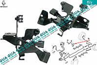 Кронштейн / держатель тормозной трубки ( шланга ) 8200166879 Renault ESPACE IV, Renault LAGUNA II, Renault VEL SATIS, Renault LAGUNA II GRANDTOUR
