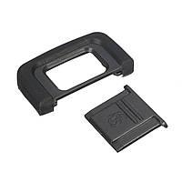 Резиновый EyeCup DK-25 для Nikon SLR D5300 D5500 D3300 D3100 D5000 D3000