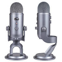 Микрофон BLUE MICROPHONES Yeti Cool Grey